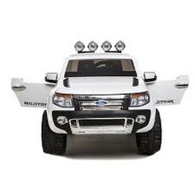 ford ranger 12v wildtrack ufficiale ford bianca