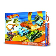 pista radiocomandata hot wheels