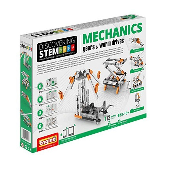 discovering stem mechamics ingranaggi e ruote