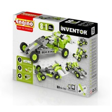 inventor 8 in 1 models cars