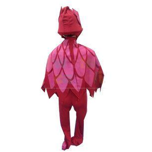 Vestito carnevale gufetta 3 anni