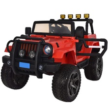 jeep off road 12 v rossa