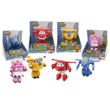 super wings trasformabile cm 20