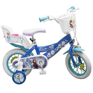 Bicicletta Di Frozen 16