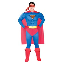 costume superman taglia unica
