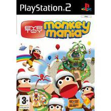 cd eye toy monkey mania - ps2