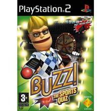 cd buzz! the sports quiz - ps2