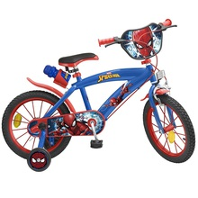 bicicletta 12'' spiderman