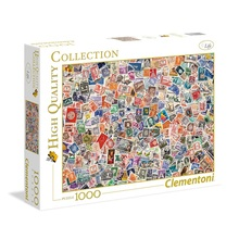puzzle 1000 pezzi stamps