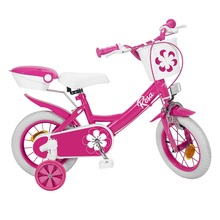 "bicicletta 16"" color rosa"