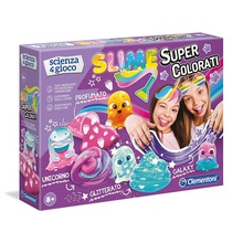 slime super colorati