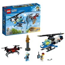 lego city polizia aeree