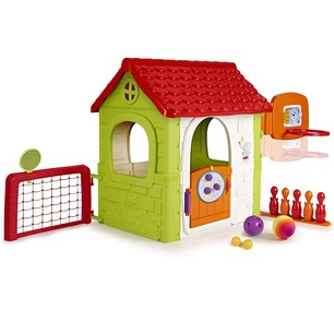 multi activity house 6 in 1