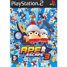 cd ape escape 3 - ps2