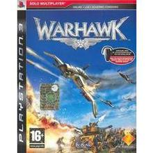 cd warhawk + headset - ps3