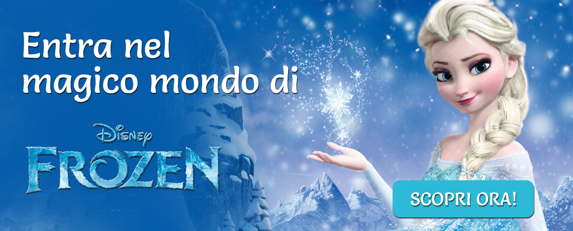 Frozen full heigth