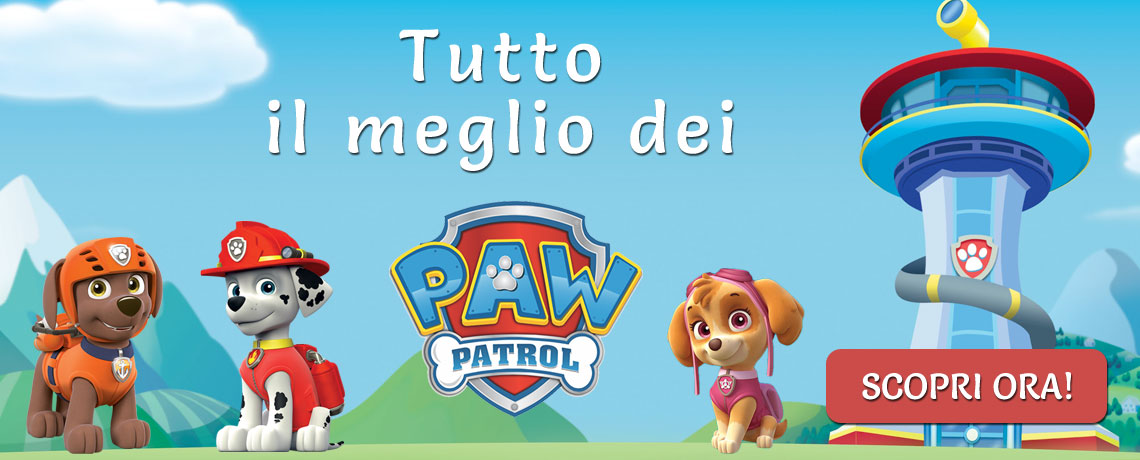 Paw patrol full heigth