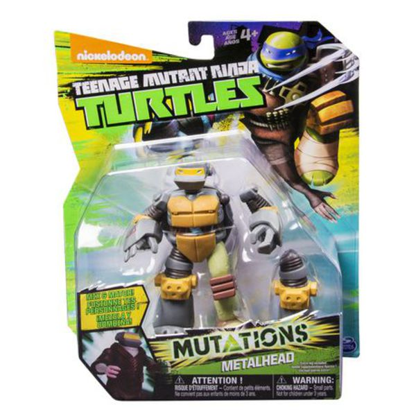 turtles mutantions