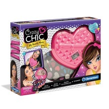 crazy chic - trousse cuore