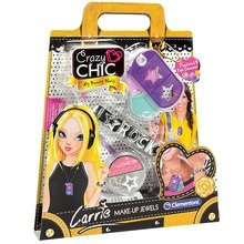 crazy chic - carrie make up jewels