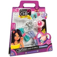crazy chic - clarissa make up jewels