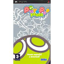 cd puyo pop fever - psp