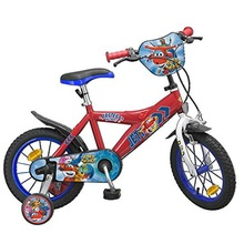 "bicicletta ""14"" super wings"