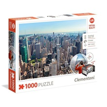 puzzle 1000 pz. virtual reality new york