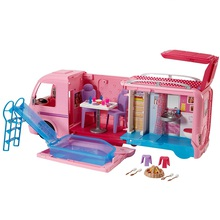 camper di barbie